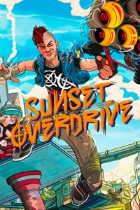 Carátula del juego Sunset Overdrive
