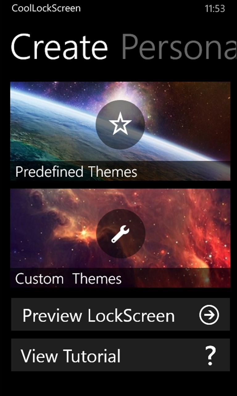 CoolLockScreen