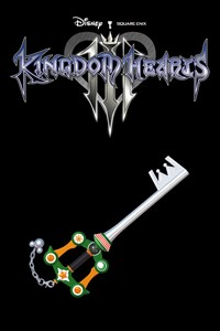"""Keyblade """"Aube crépusculaire"""""""