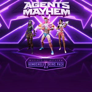 Agents of Mayhem - Bombshells Skins Pack Xbox One
