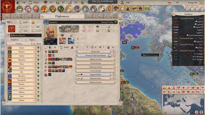 Buy Imperator: Rome - Microsoft Store