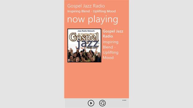 Get Gospel Jazz Radio - Microsoft Store