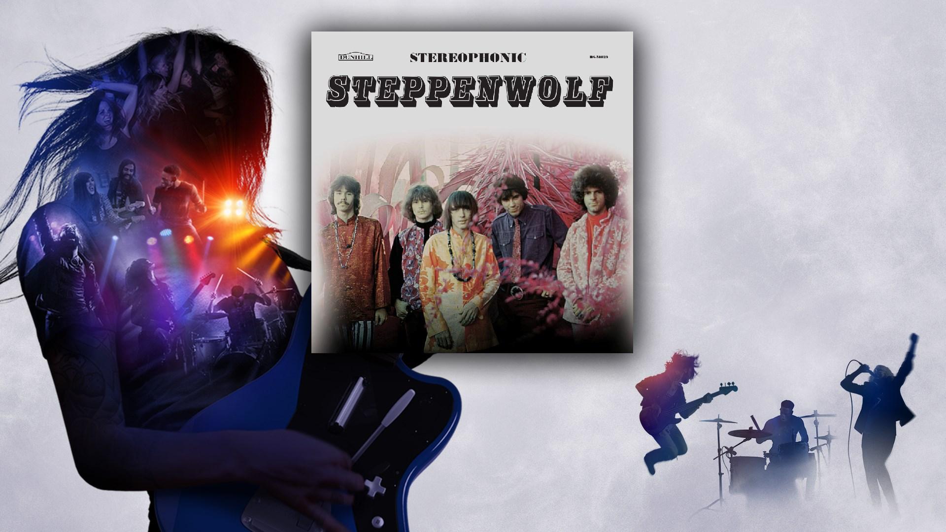 """Born To Be Wild"" - Steppenwolf"