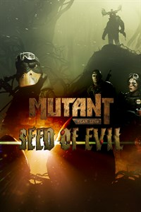 Carátula del juego Mutant Year Zero: Seed of Evil