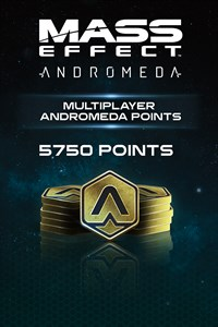5750 Mass Effect™: Andromeda Points