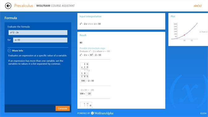 Buy Precalculus Course Assistant - Microsoft Store