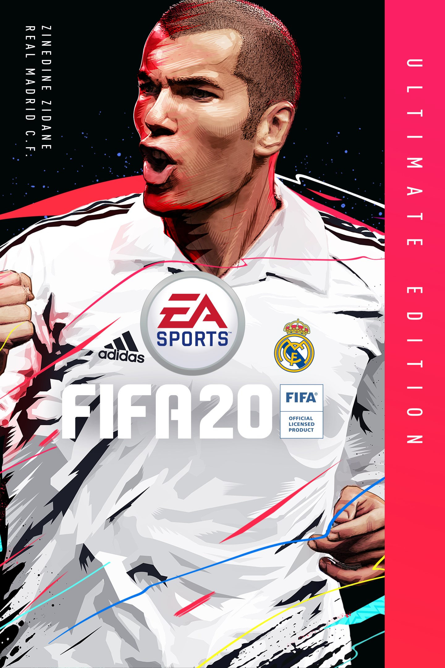 Fifa 18 trikot easports ultimate team Gr. L