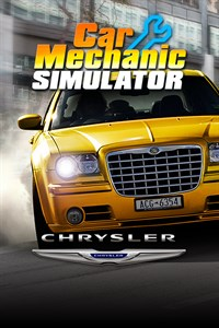 Car Mechanic Simulator - Chrysler DLC