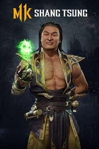 Shang Tsung - Kombat Pack Version