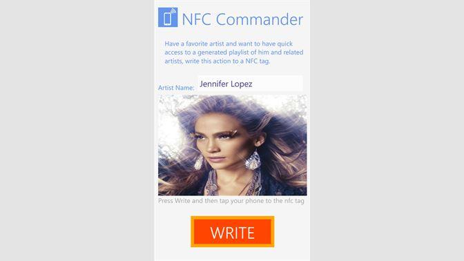 Get NFC Commander - Microsoft Store