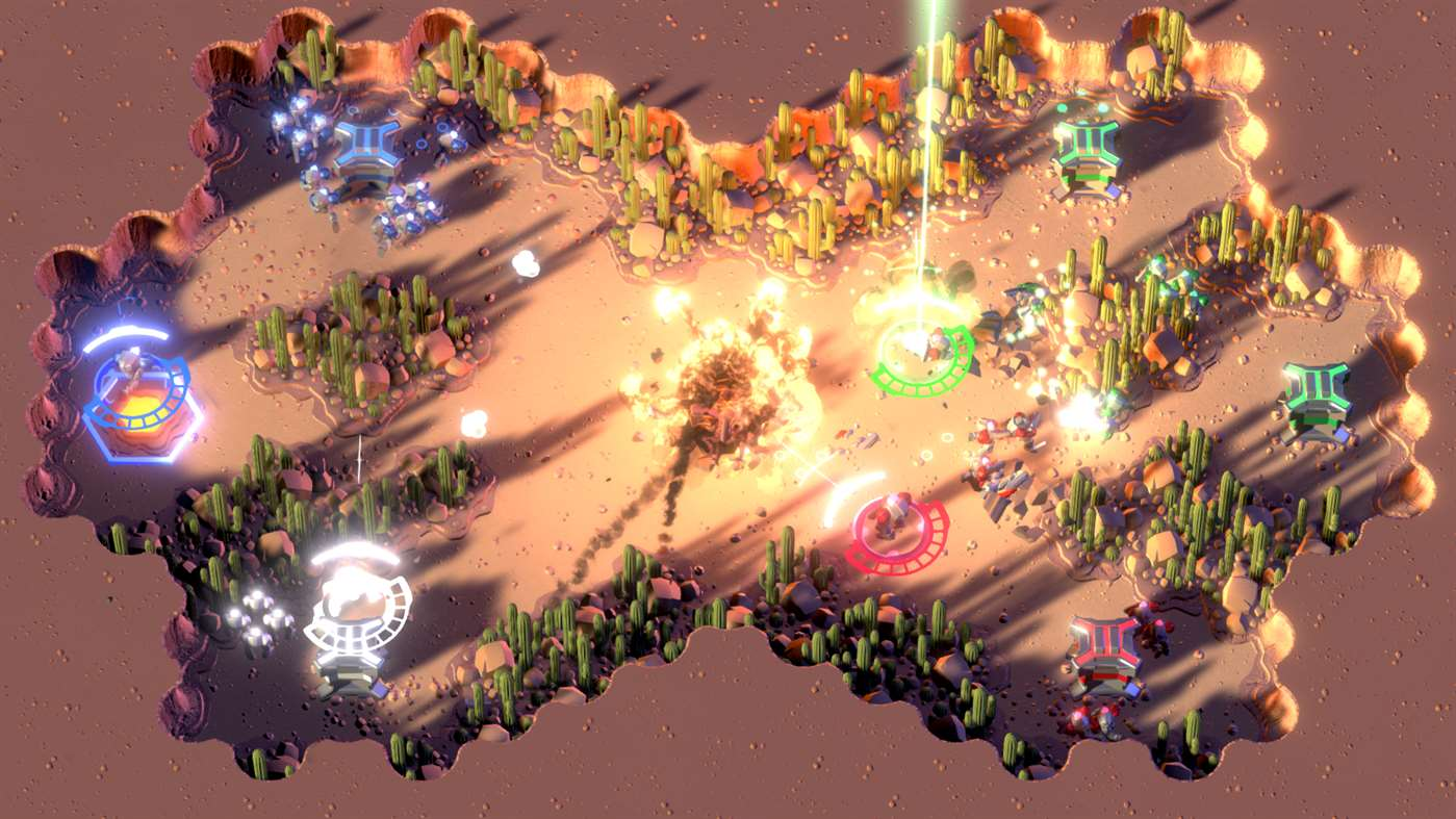 Hellfront Xbox Screenshot