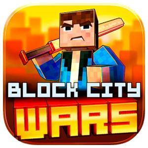 Block City Wars - Pixel Strike