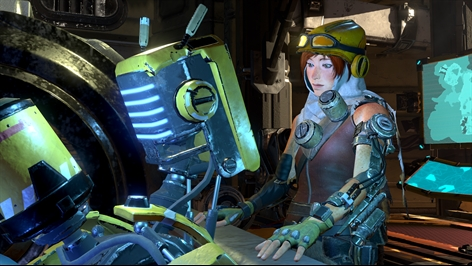 ReCore Screenshot