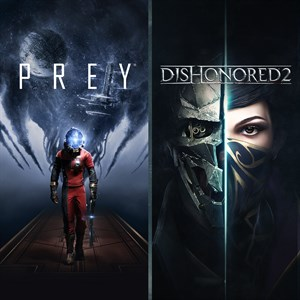 Prey + Dishonored 2 Bundle Xbox One