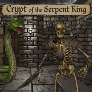 Crypt of the Serpent King Xbox One