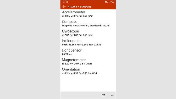 Obtener AIDA64: Microsoft Store es-AR