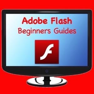 Adobe Flash Beginners Guides