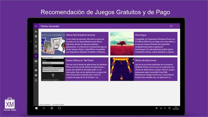 Comprar Xm Las Mejores Apps Microsoft Store Es Es