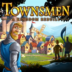 Townsmen - A Kingdom Rebuilt Xbox One