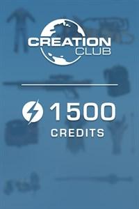 Fallout 4 Creation Club: 1500 кредитов