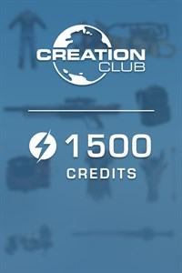 Skyrim Special Edition Creation Club: 1500 Credits