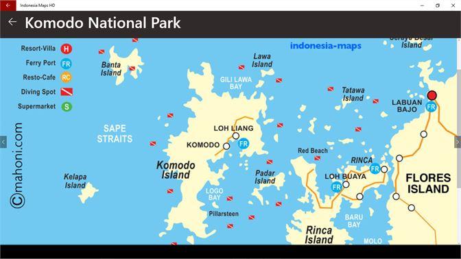 Indonesia Maps HD kaufen – Microsoft Store de-DE