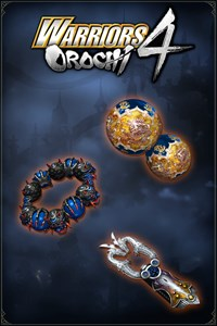 Carátula del juego WARRIORS OROCHI 4: Legendary Weapons OROCHI Pack 2