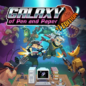 Galaxy of Pen & Paper +1 Edition Xbox One