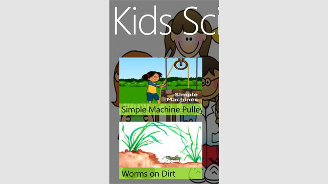 Get Kids Science - Microsoft Store