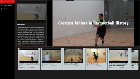 Winterton Racquetball 4 Life Screenshots 2