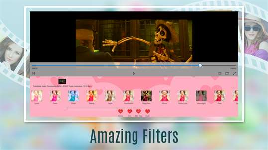 Love Videos: Free Video Editor, Photo Movie Maker & Slideshow Maker screenshot 6