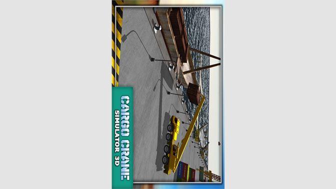 Get Heavy Cargo Crane Simulator - Microsoft Store