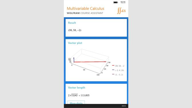 Buy Multivariable Calculus Course Assistant - Microsoft Store