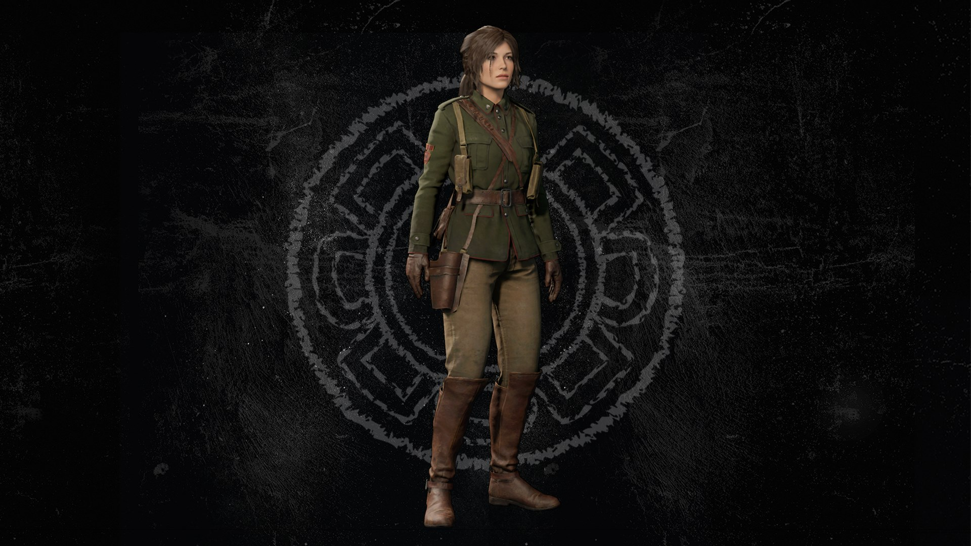 Shadow of the Tomb Raider - Outfit : Hunter's Array
