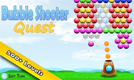 Bubble Shooter Quest Screenshots 1