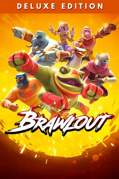 Brawlout Deluxe Edition Pre-order Bundle