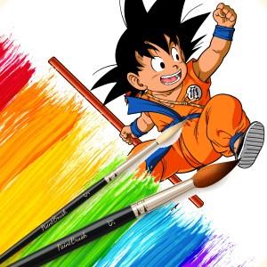 Get Dragon Ball Coloring - Microsoft Store