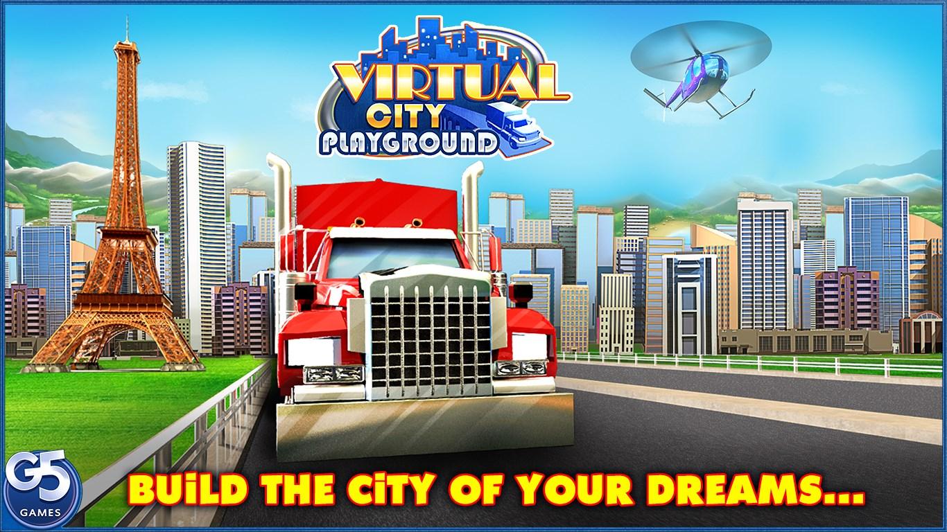 Virtual City Playground