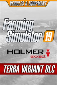 Farming Simulator 19 - HOLMER Terra Variant DLC