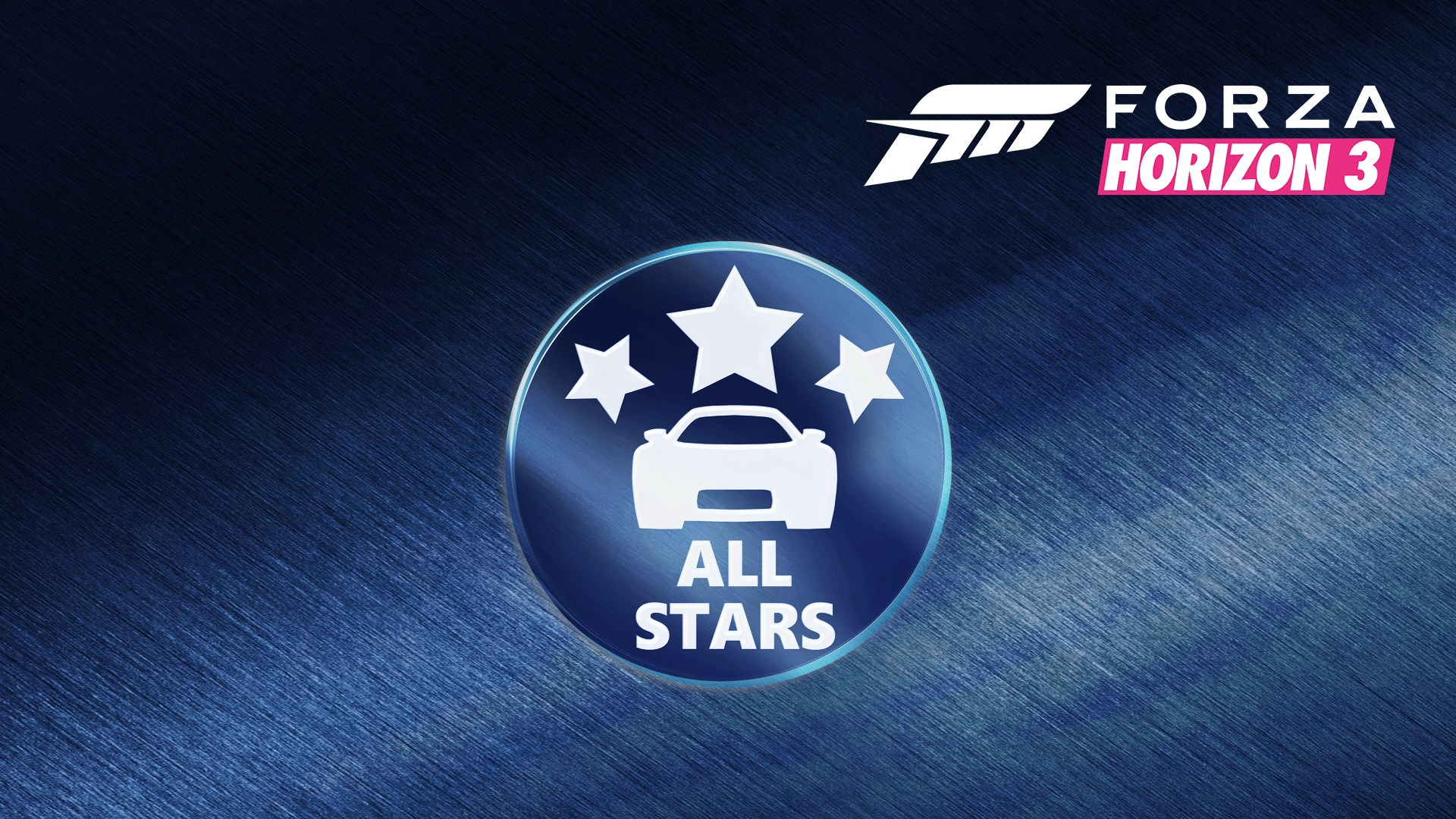 Forza Horizon 3 Motorsport All-Stars Pack