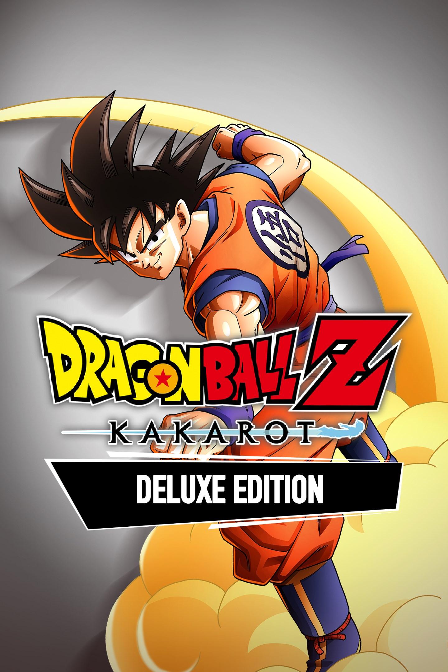 Buy Dragon Ball Z Kakarot Deluxe Edition Pre Order Bundle Microsoft Store