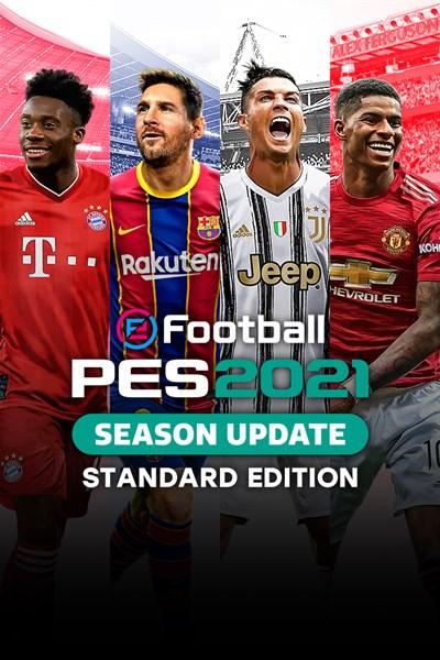 eFootball PES 2021 SEASON UPDATE STANDARD EDITION