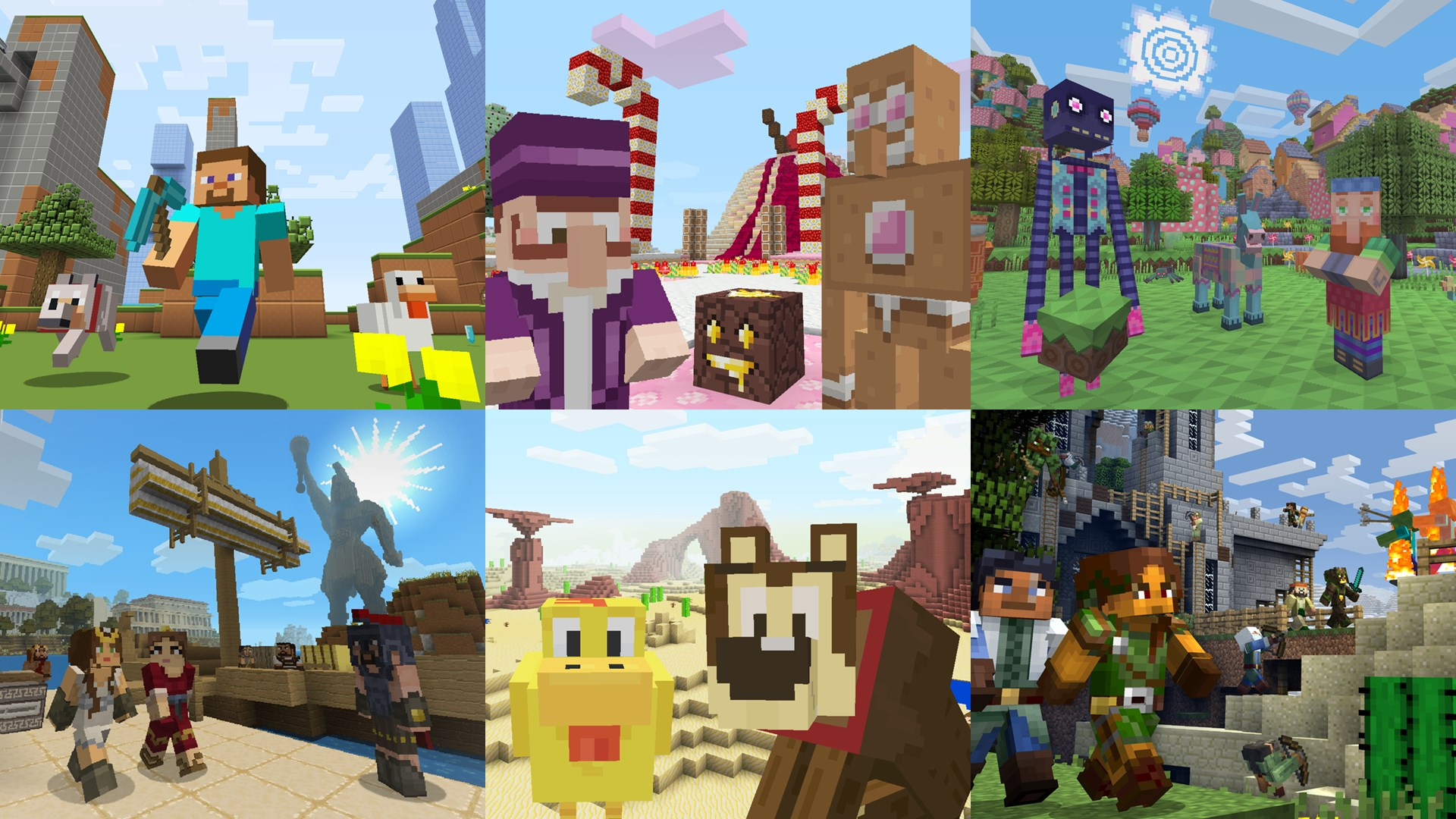 Buy Minecraft Builder's Pack - Microsoft Store