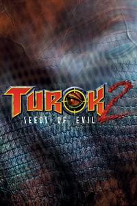 Carátula para el juego Turok 2: Seeds of Evil de Xbox 360
