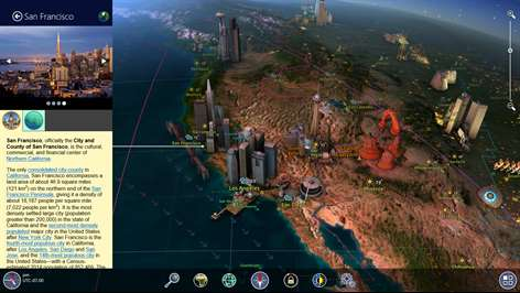 Buy earth 3d microsoft store screenshot full description of any object or point on the surface gumiabroncs Gallery