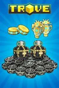 Carátula del juego Trove - Fast Fortune