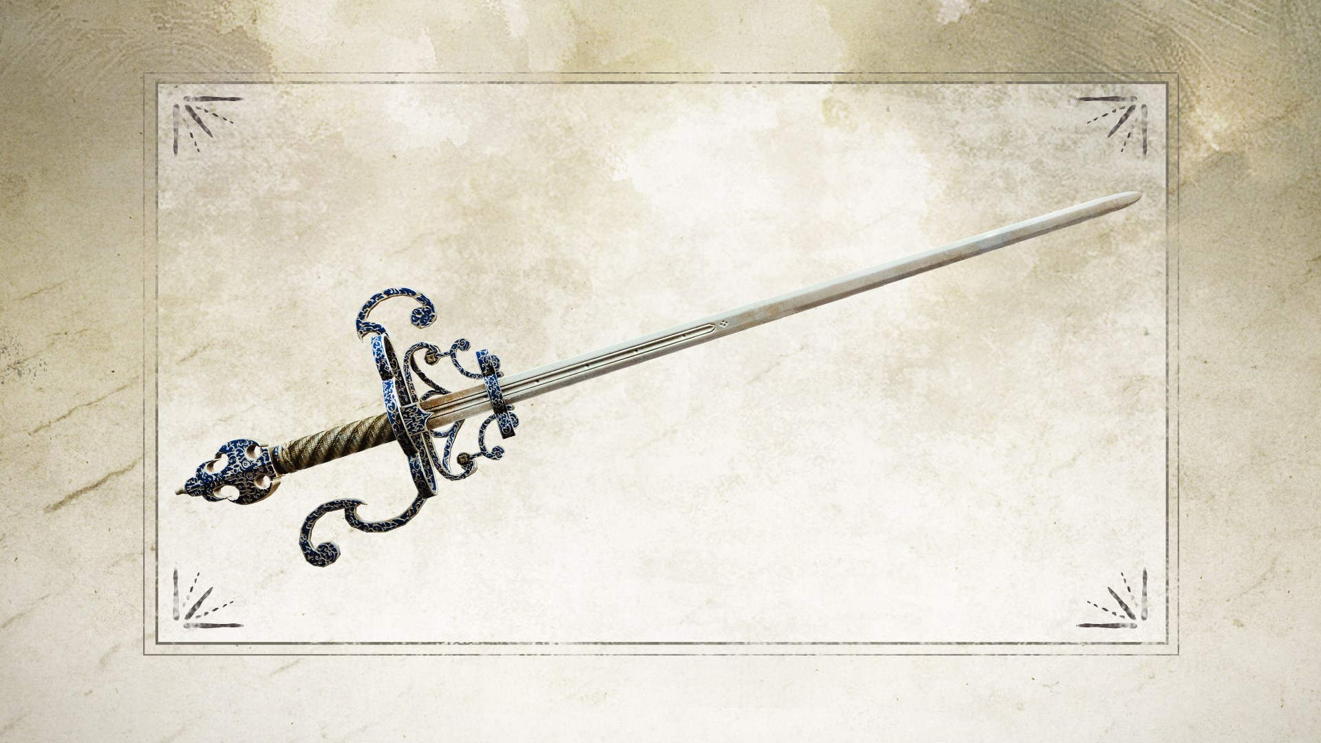 Assassin's Creed® Unity - Fleur De Lys Sword