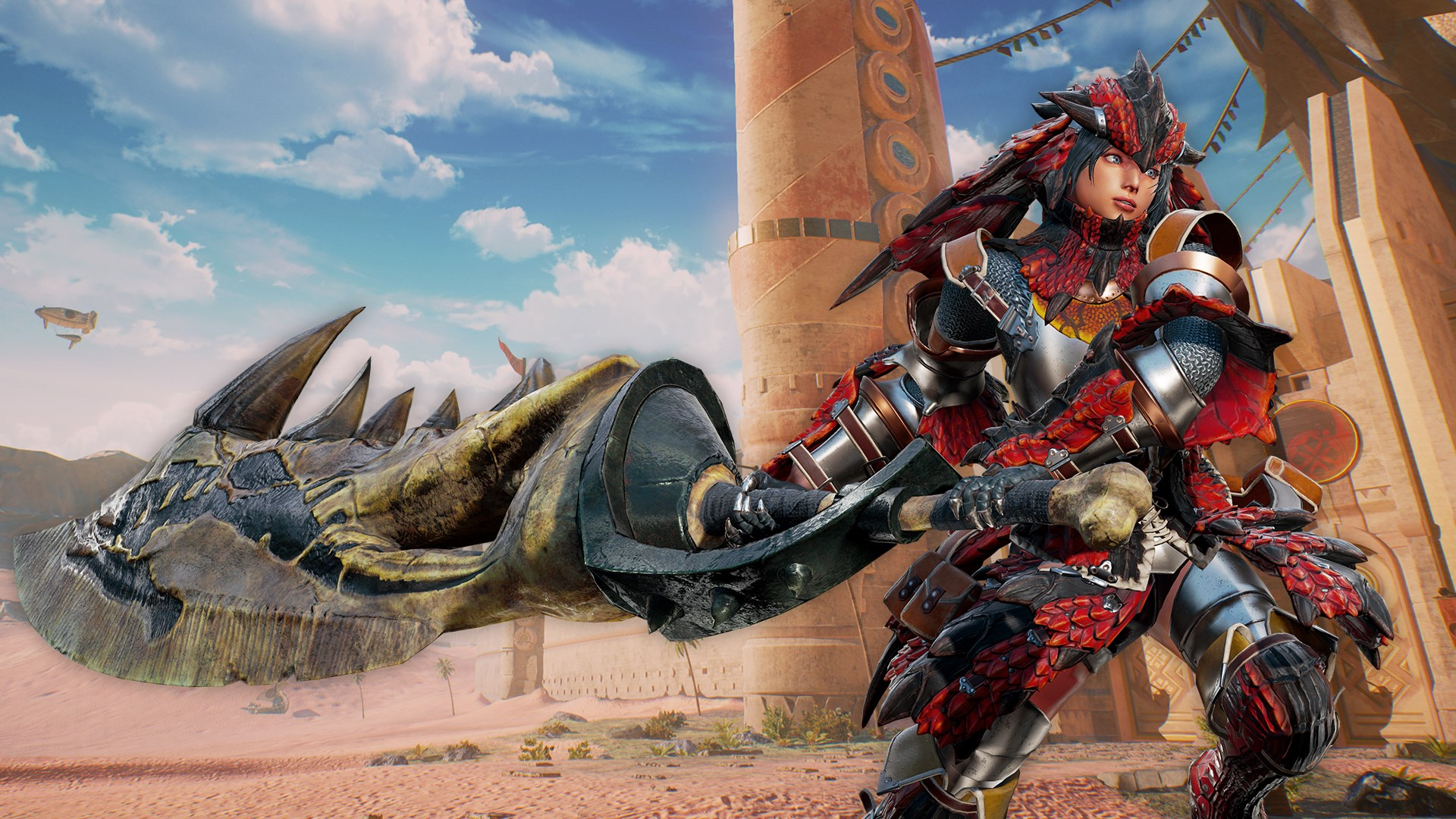 Buy Marvel Vs Capcom Infinite Monster Hunter