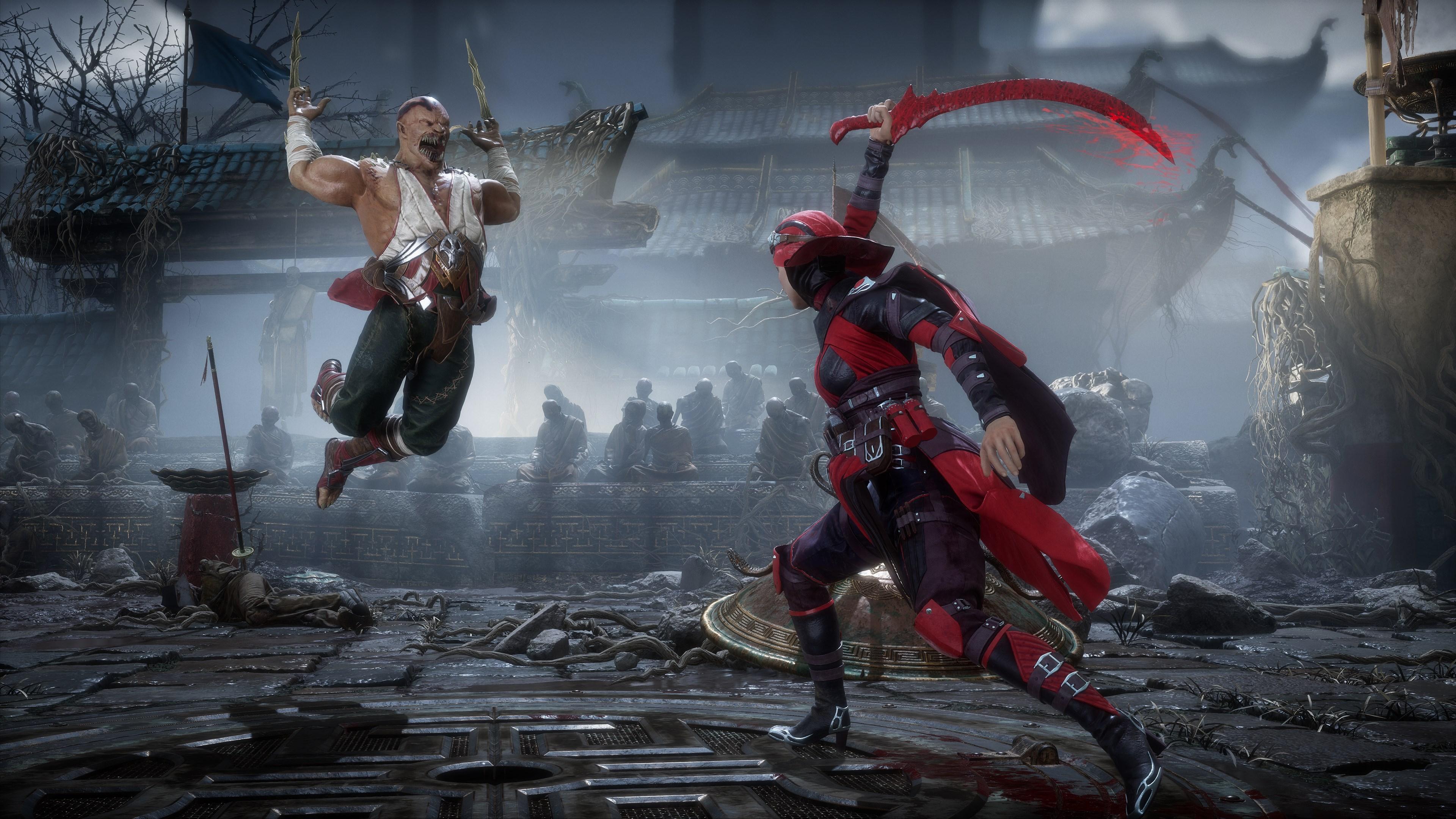 Скриншот №13 к Mortal Kombat 11