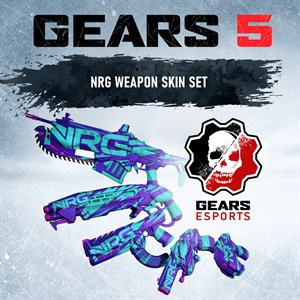 Gears 5 Esports - NRG 装備セット Xbox One